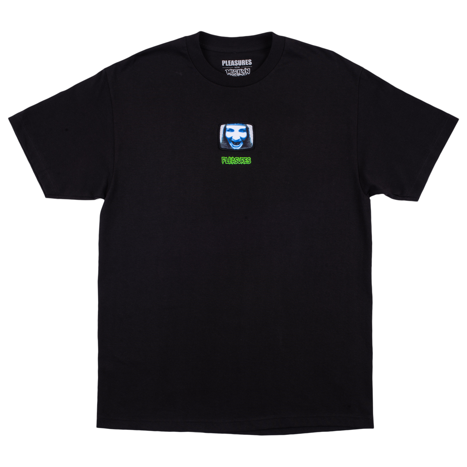 TV T-Shirt (Black)