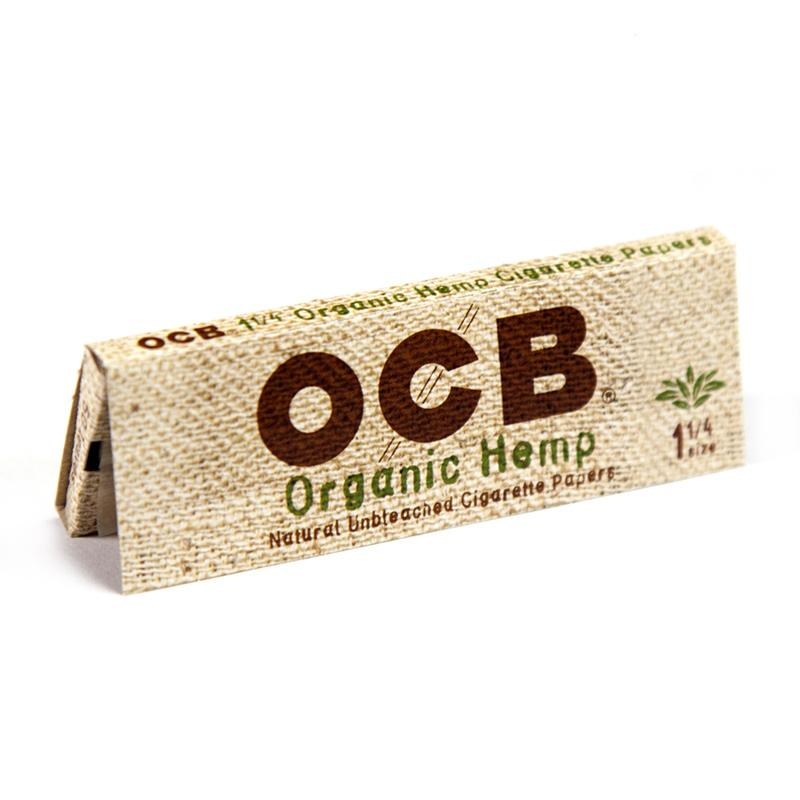 OCB Organic Hemp Papers (1 1/4)