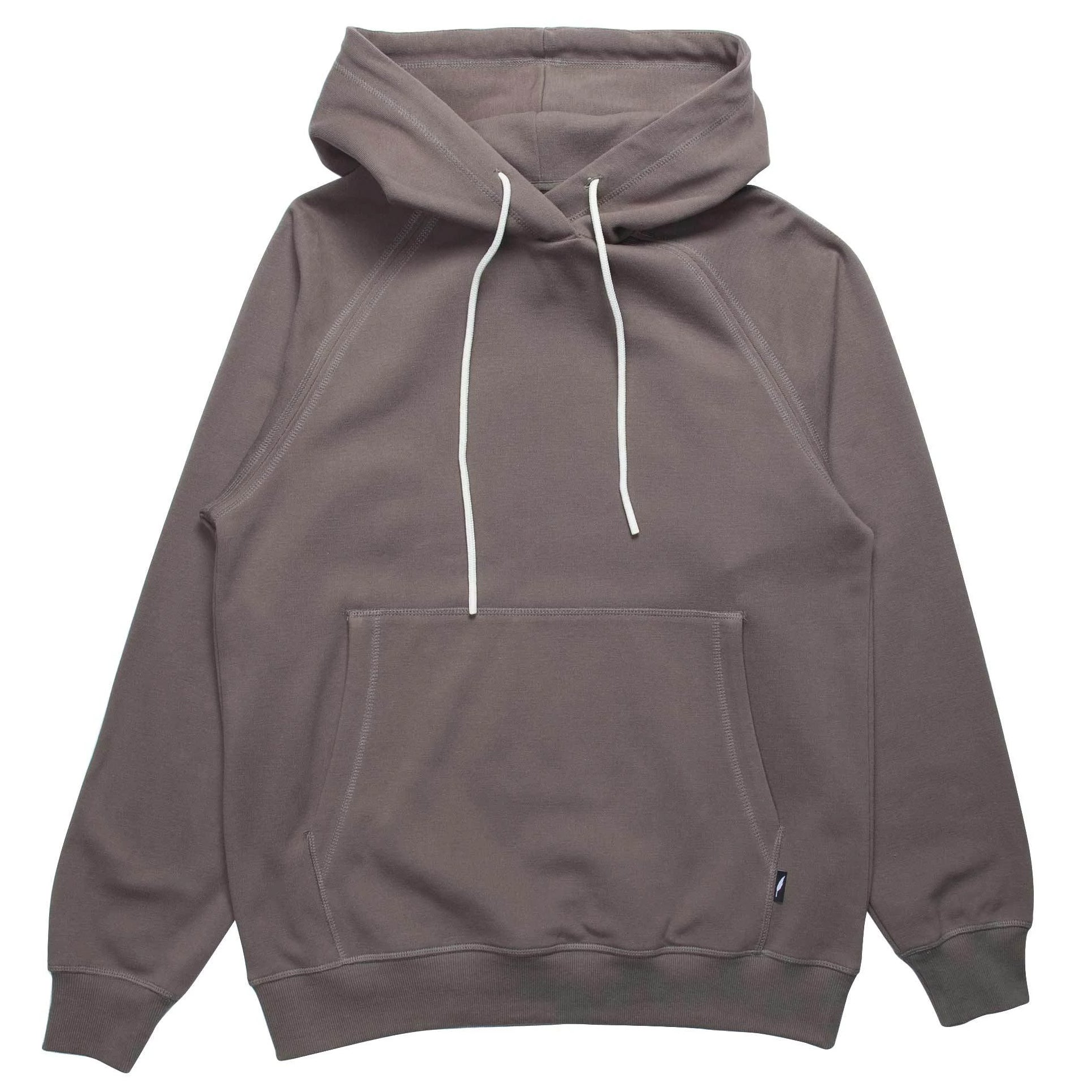 Index Fleece Hoodie (Olive)