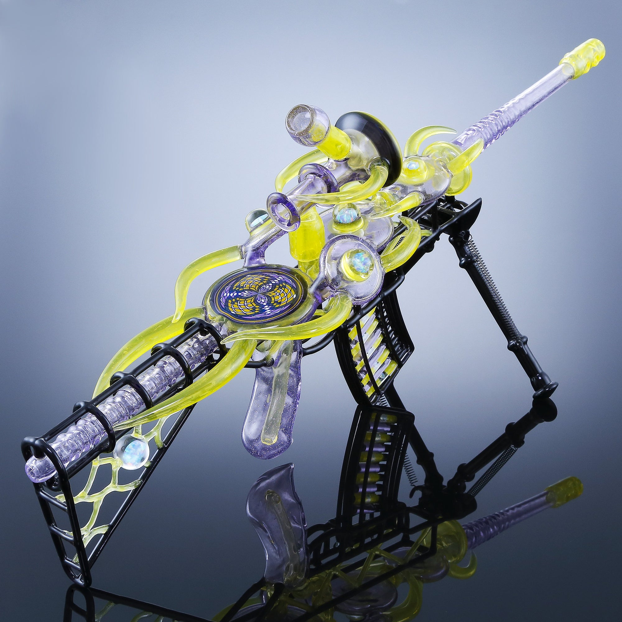Lemon Phaser Sniper Rifle Collab