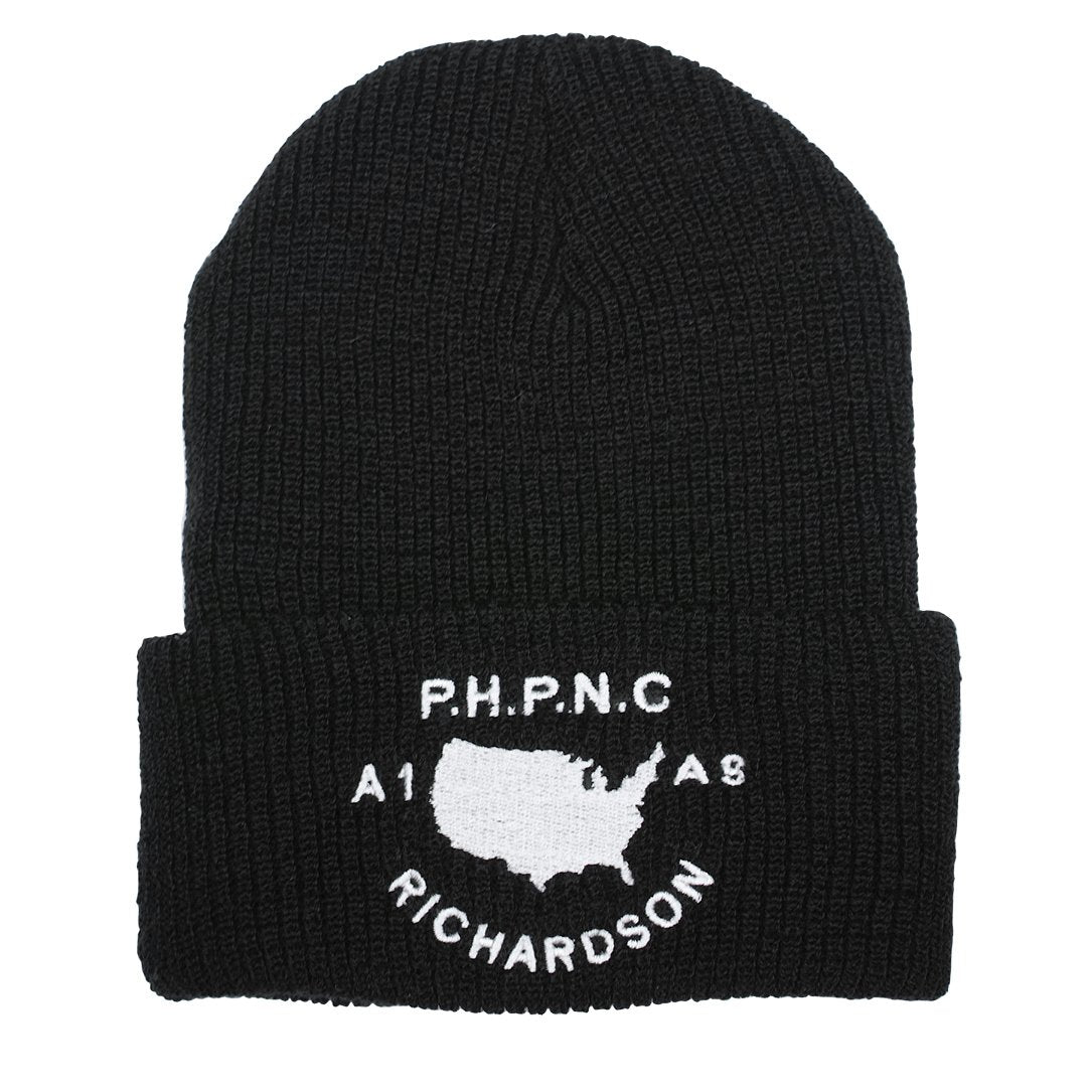 Richardson World Beanie (Black)