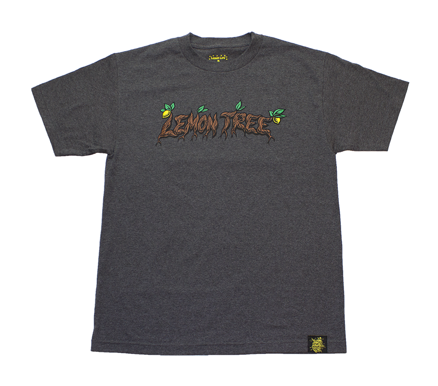 Roots T-Shirt (Grey)