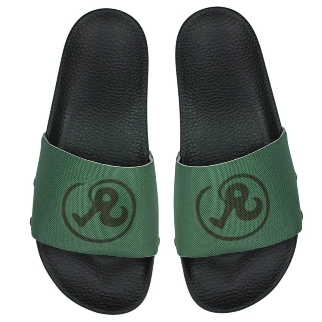 Shower Slides (OD Green)