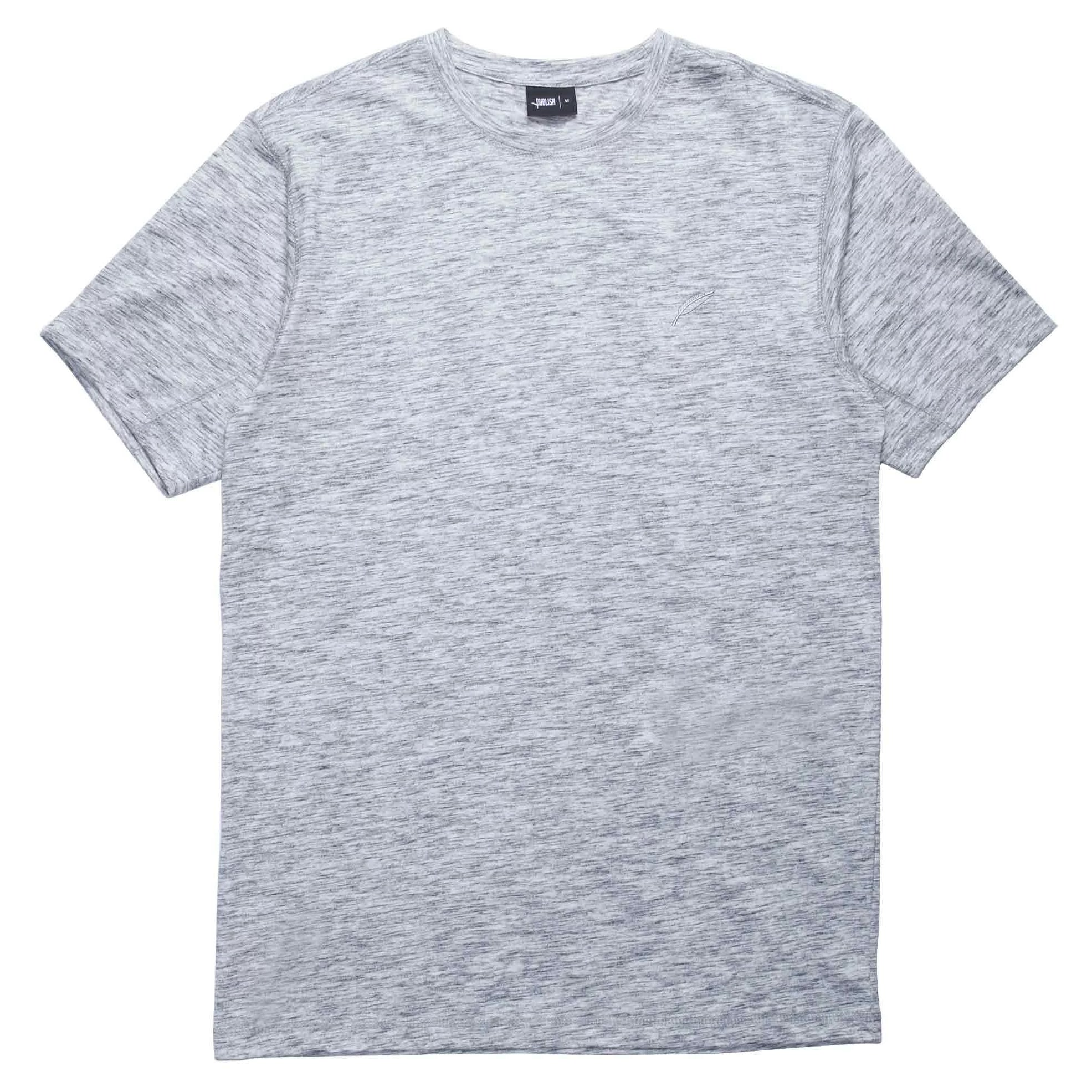 Index S/S Reverse Tee (Heather)