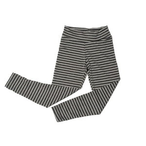 5T - Lily Leggings - Grey Stripes (Ready to Ship)