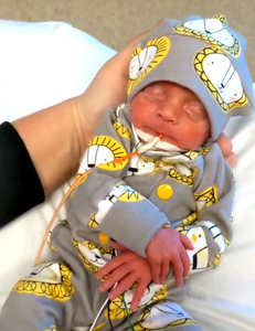 Gus Gown + NICU Donation