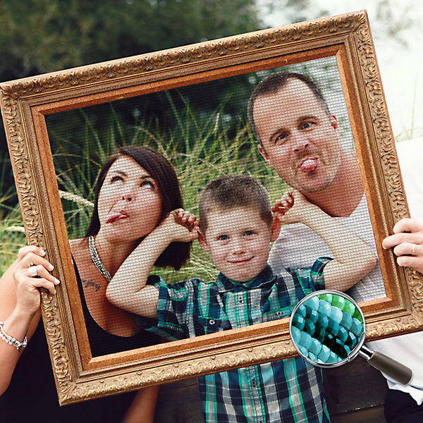 5D Diy Custom Photo Diamond Painting