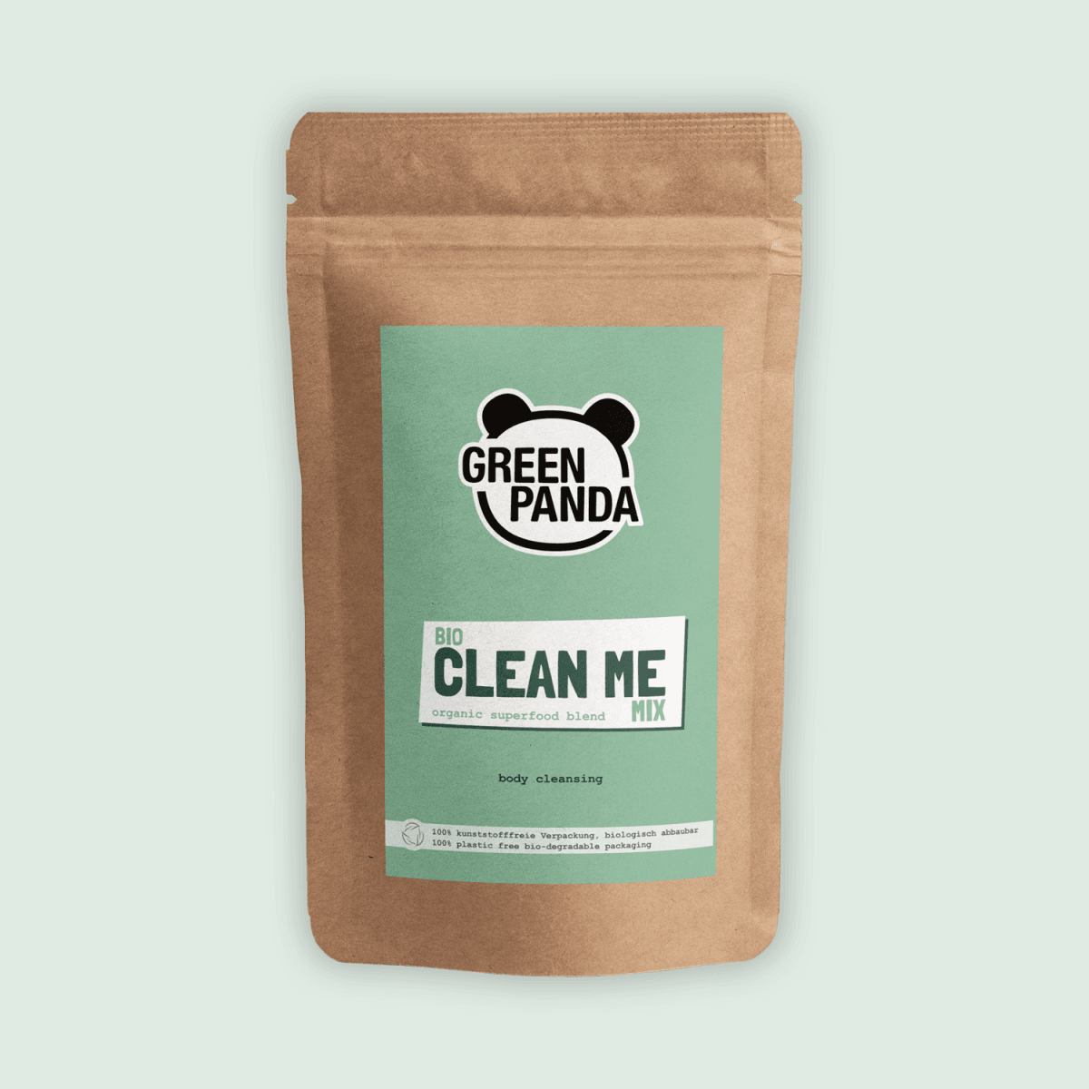 Bio Clean Me Mix - Green Panda
