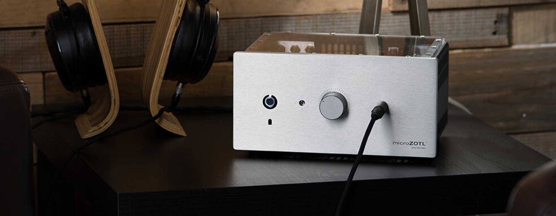Desktop Headphone Amplifiers
