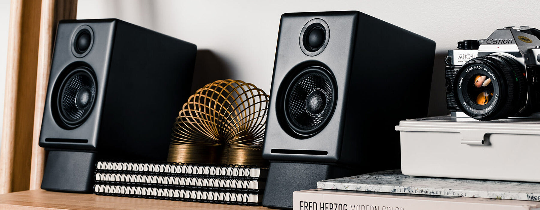 Audioengine Hi-Fi Speakers