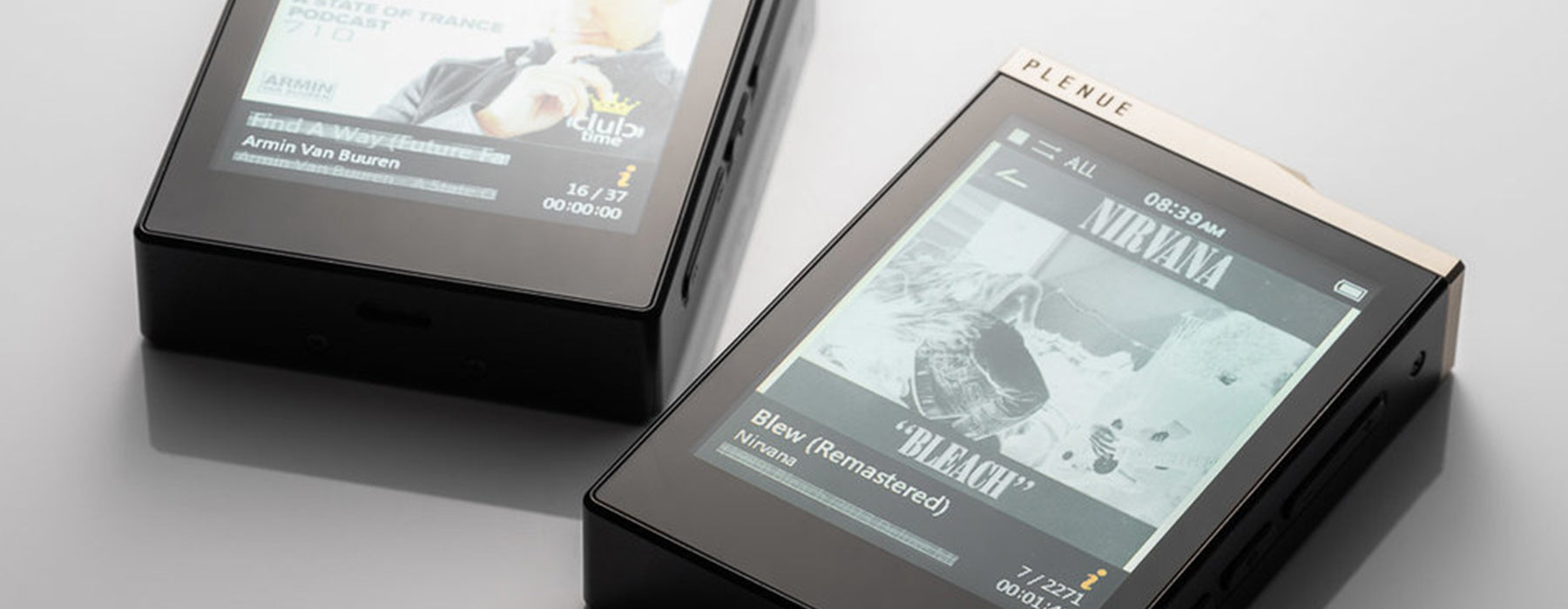 Cowon Portable Audio Players