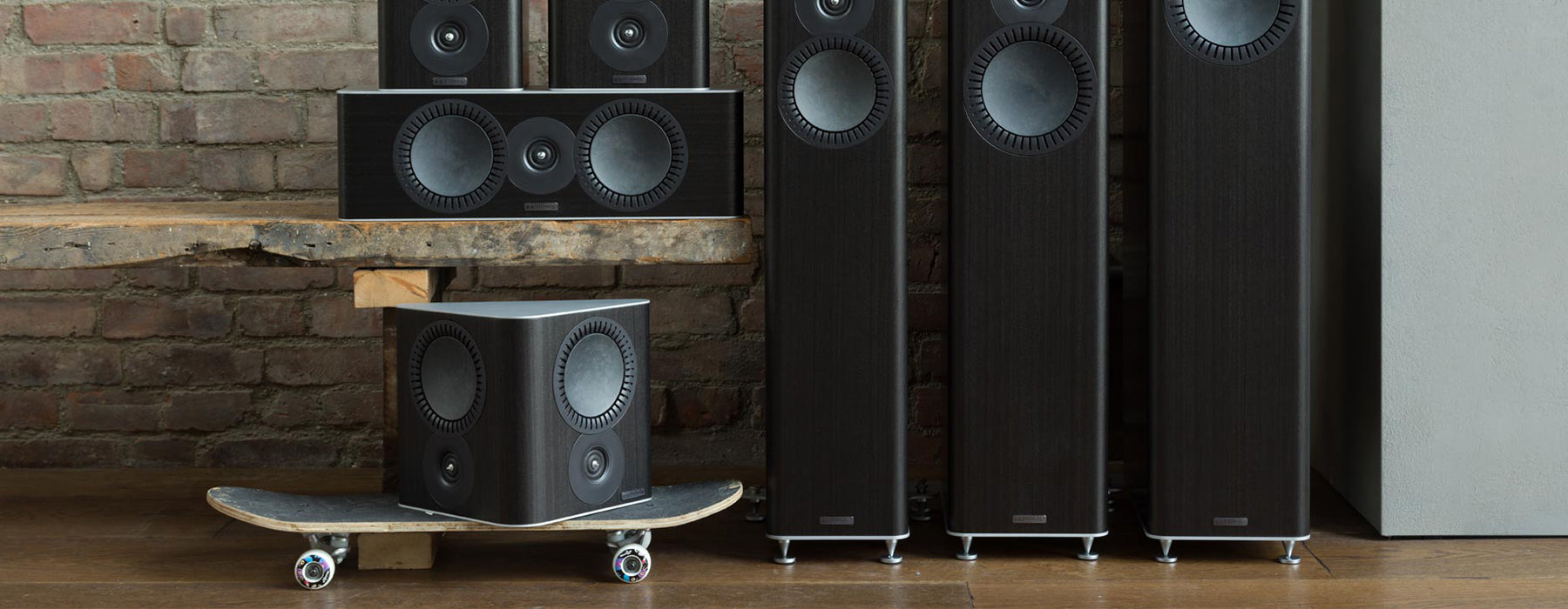 Mission Speakers and Hi-Fi Accessories