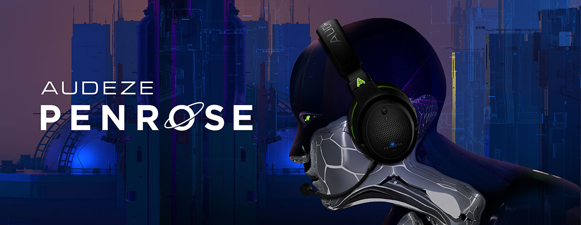 audeze penrose gaming headset ps5 xbox x pc