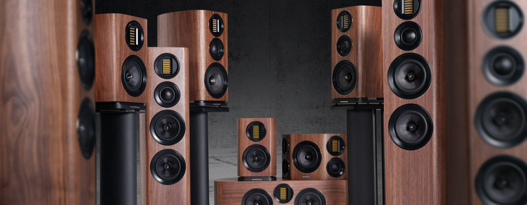 Wharfedale Speakers and Hi-Fi Equipment