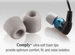 Comply Foam Replacement Earphone Tips