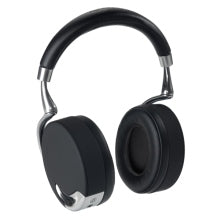 Parrot Zik Closed Back Active Noise Cancelling Wireless Bluetooth Headphones with Apple Controls & Mic