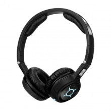 Sennheiser MM450-X Foldable Active Noise Cancelling Closed Back Wireless On Ear Headphones with Mic