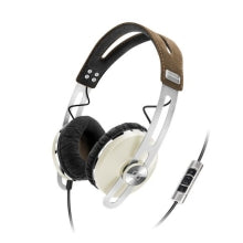 Sennheiser MOMENTUM On Ear Closed Back HiFi Headphones with Replaceable Cable and Apple Controls & Mic