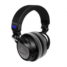 SoundMAGIC WP10 Digital Wireless Closed Back Headphone System with Integrated DAC - Grey