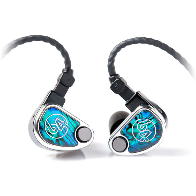 64 Audio Nio Nine Drivers Universal IEM Earphones