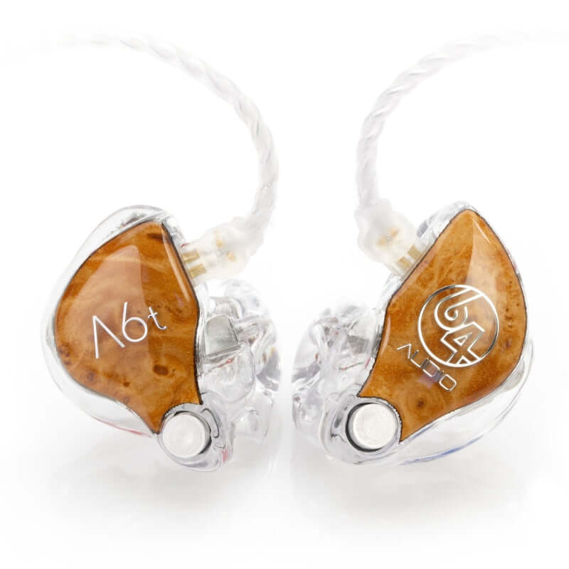 64 Audio A6t Six Drivers Custom IEM Earphones