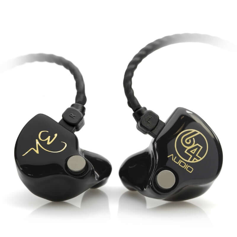 64 Audio N8 Nine Drivers Custom IEM Earphones