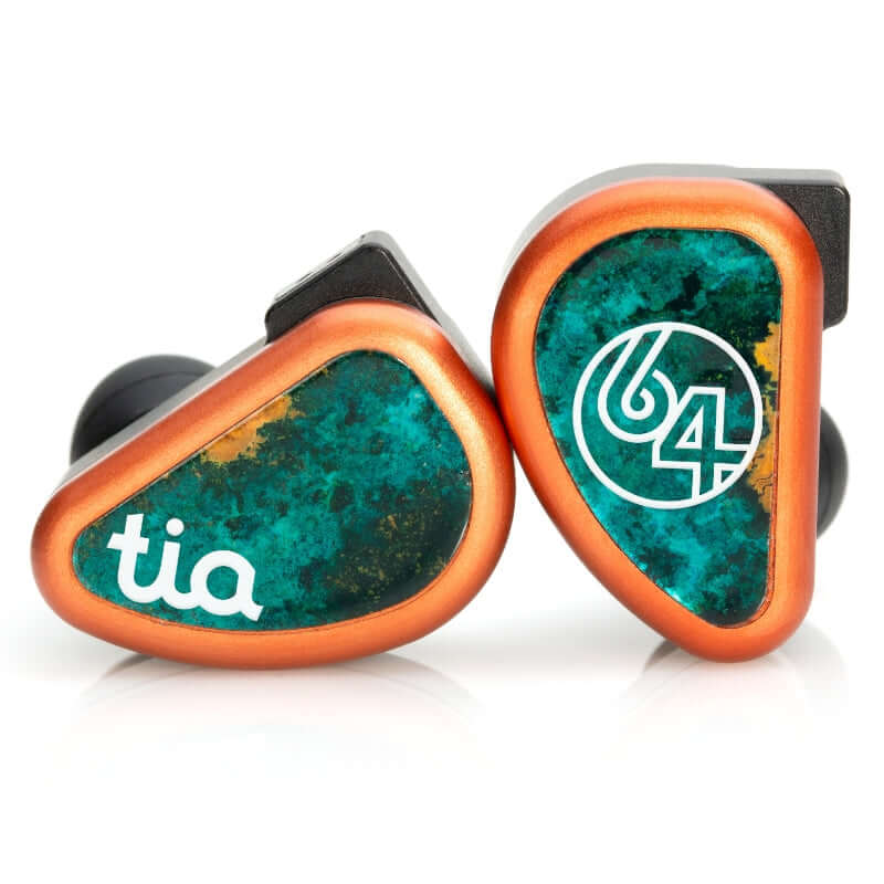 64 Audio tia Fourté Four Drivers Universal IEM Earphones