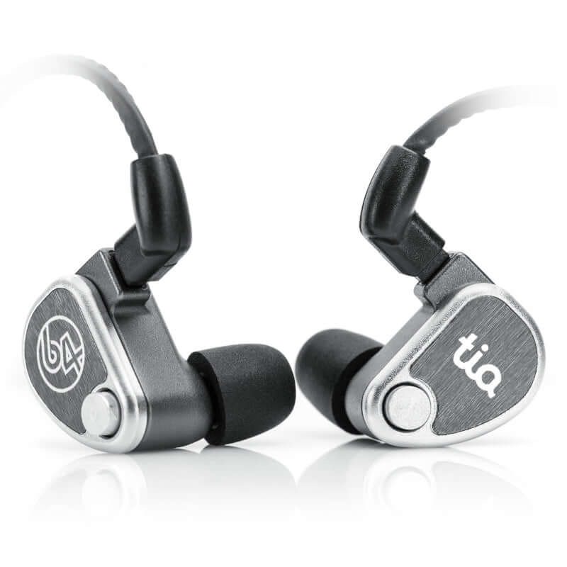 64 Audio U12t Twelve Drivers Universal IEM Earphones