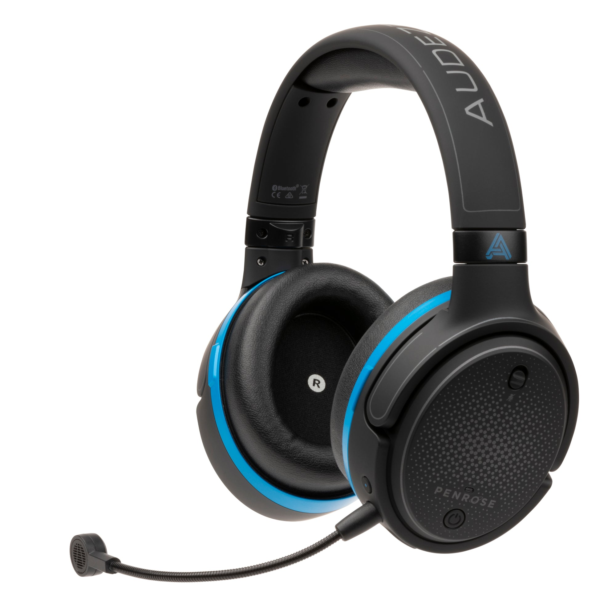 Audeze Penrose Wireless Audiophile Gaming Headphones for Playstation 4/5 - PC and Mac - Refurbished