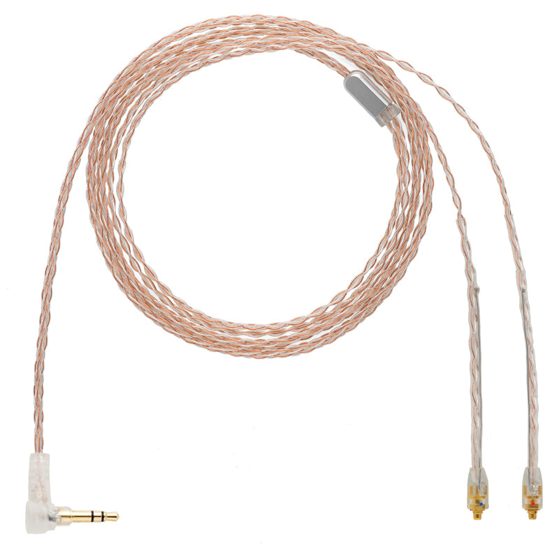 ALOaudio Reference 8 IEM Upgrade Cable with MMCX and 3.5mm Single-Ended Connector