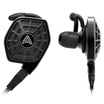 Audeze iSINE 10 Planar Magnetic In Ear Earphones with Cipher Lightning and Standard Cable - Refurbished