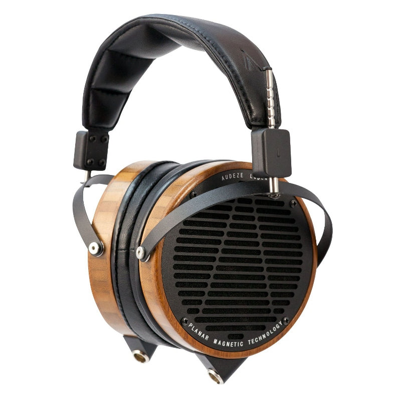 Audeze LCD-2 Bamboo Open Back Headphones with Detachable Cable - Refurbished