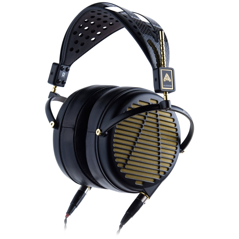 Audeze LCD-4z Open Back Headphones with Replaceable Cable