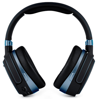 Audeze Mobius 3D Wireless Cinematic Planar Magnetic Headphones - Blue - Open Box