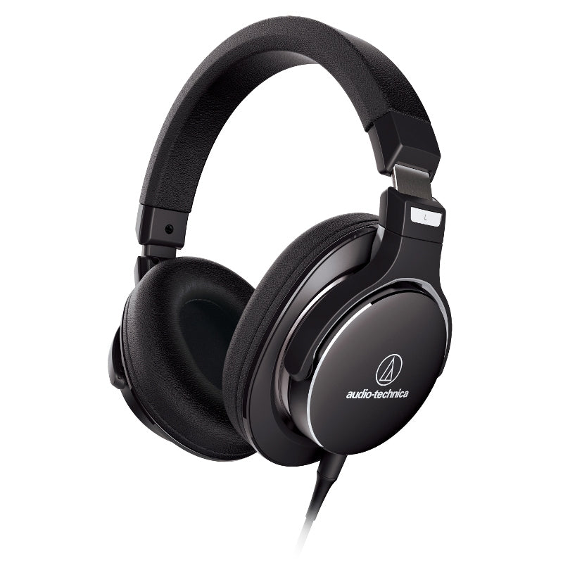 Audio-Technica ATH-MSR7NC Active Noise Cancelling Headphones with Controls & Mic - Open Box