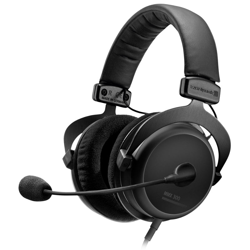Beyerdynamic MMX300 (2nd Generation) Professional Gaming Headset with Detachable Cable - Refurbished