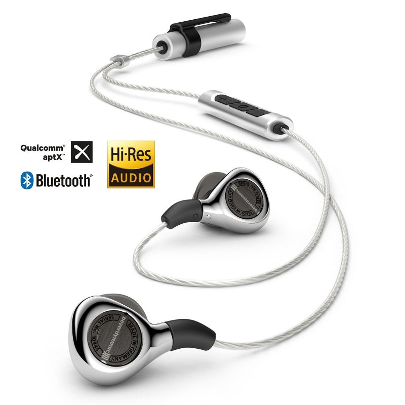 Beyerdynamic Xelento Wireless Earphones with Universal Smartphone Control & Mic - Refurbished