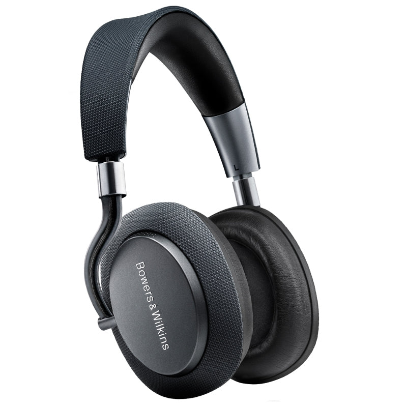 Bowers & Wilkins PX Wireless Active Noise Cancelling Headphones - Space Grey - Ex-Demo