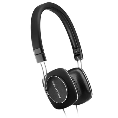 Bowers & Wilkins P3 Series 2 Headphones with Detachable Cable and Apple Controls & Mic - Refurbished