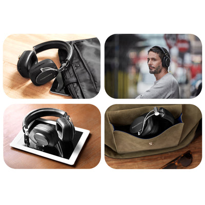 Bowers & Wilkins P7 Wireless Headphones with Apple Controls & Mic - Open Box