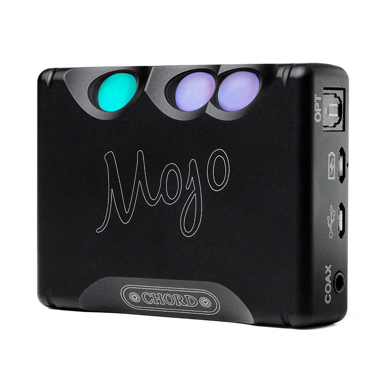 Chord Electronics Mojo Portable Headphone Amplifier & USB DAC - Black - Ex-Demo