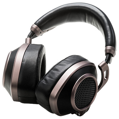 Cleer Next Open Back Headphones with Detachable Cable - Titanium
