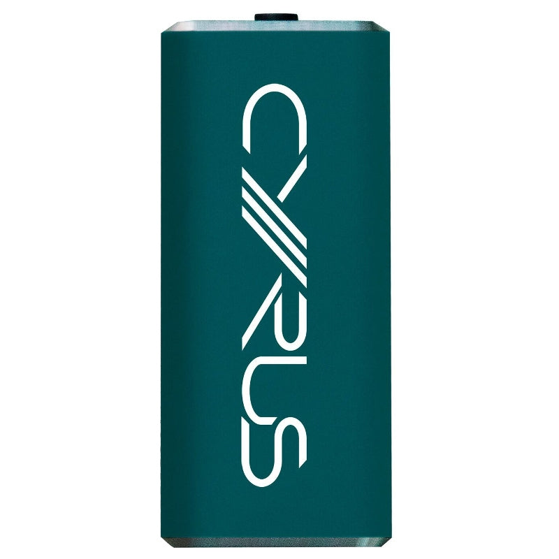 Cyrus soundKey Portable Headphone Amplifier & USB DAC - Teal - Refurbished