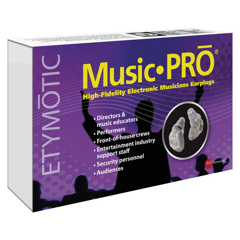 Etymotic MP9-15 Music-PRO High-Fidelity Electronic Earplugs