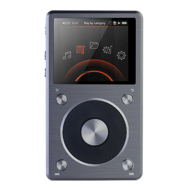 FiiO X5 2nd Gen Lossless Portable Digital Audio Player & DAC - Refurbished