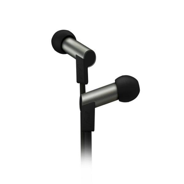Final Heaven II Stainless Steel In Ear Isolating Earphones - Black - Refurbished