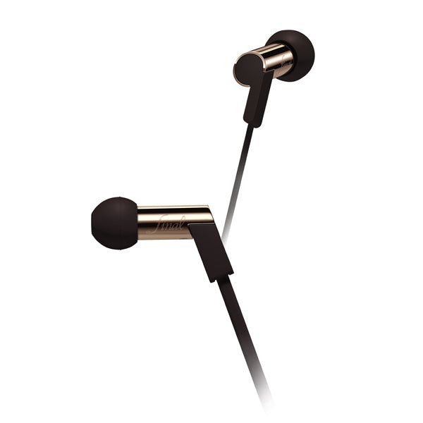 Final Heaven VI-CC In Ear Isolating Earphones - Chrome Copper - Refurbished