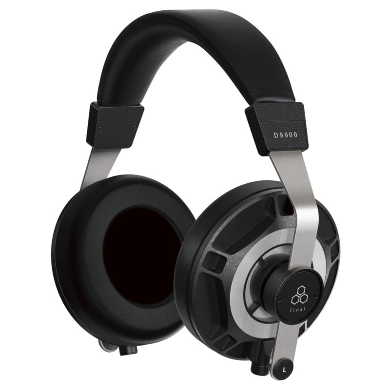 Final D8000 Planar Magnetic Headphones with Detachable Cable - Refurbished