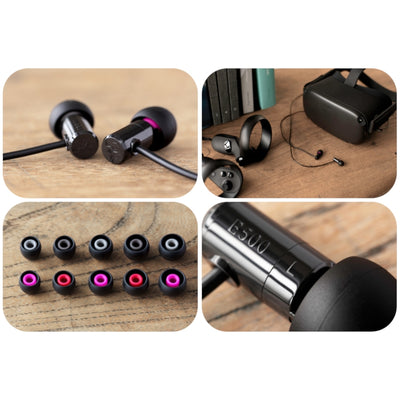 Final E500 In Ear Isolating Earphones