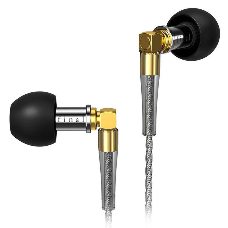 Final F7200 In Ear Isolating Earphones with Replaceable Cable - Refurbished